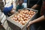 Jelang Imlek, Harga Bawang dan Telur di Solo Naik