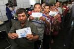 FOTO JOKOWI CAPRES : Warga Solo Sumbang Jokowi-JK
