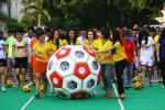 FOTO PIALA DUNIA 2014 : The Sunan Hotel Pesta Bola Jelang World Cup