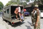 PENGAMANAN KOTA : 150 Personel Linmas Diterjunkan untuk Awasi PGOT