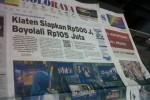 SOLOPOS HARI INI : Soloraya Hari Ini: CPNS 24, Solo Bidik 100 Orang, Antisipasi Kekeringan hingga Pungli Jelang Perpisahan