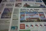 SOLOPOS HARI INI : Hasil Debat Cawapres, Prediksi Prancis vs Nigeria hingga Hasil Survei Capres