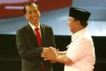 HASIL PILPRES 2014 : Real Count KPU Sementara: Prabowo-Hatta 48,17%, Jokowi-JK 51,83%