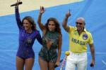 Pintu Rahasia J-Lo Kian Menambah Kemegahan Pembukaan Piala Dunia