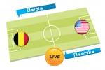 TEBAK SKOR PIALA DUNIA 2014 : Belgia vs Amerika Serikat