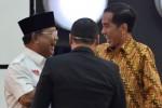 JOKOWI PRESIDEN : Jokowi: Prabowo-Hatta Sahabat Baik, Tidak Perlu Rekonsiliasi
