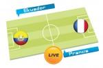 TEBAK SKOR PIALA DUNIA 2014 : Ekuador vs Prancis