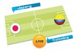 Tebak Skor Piala Dunia 2014 : Jepang vs Kolombia