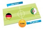 TEBAK SKOR PIALA DUNIA 2014 : Jerman vs Aljazair