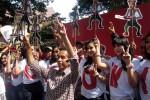 KAMPANYE PILPRES : Jokowi: Dana dari Masyarakat Dipergunakan dan Diaudit