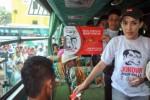 PRABOWO VS JOKOWI : Bagikan Kartu Indonesia Sehat, Rieke Dilaporkan ke Bawaslu
