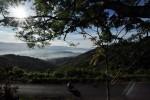 FOTO DANAU KERINCI : Pemandangan Danau Kerinci dari Ketinggian