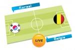 TEBAK SKOR PIALA DUNIA 2014 : Korea Selatan vs Belgia