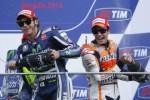 MOTOGP 2015 : Perburuan Gelar Usai, Rossi-Marquez Tetap Panas