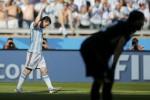 GRUP F, ARGENTINA 1-0 IRAN : Kegigihan Kiper Iran Tak Cukup untuk Bendung Messi