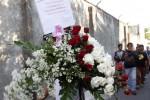 FOTO HASIL PILPRES 2014 : Bunga untuk Jokowi  Dikirim ke Rumah Ibunda