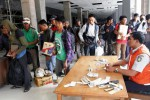 FOTO INFO MUDIK 2014 : Terminal Tirtonadi Uji Coba Hall Timur
