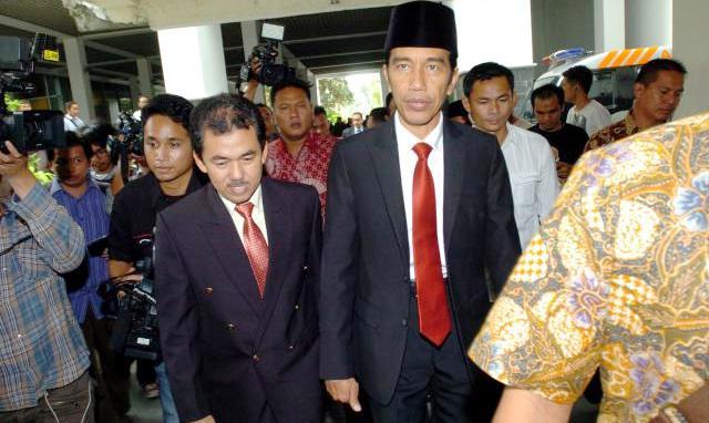 JOKOWI PRESIDEN TERPILIH : Ini Kunci Kemenangan Jokowi-JK