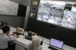 FOTO LEBARAN 2014 : Pantau Arus Mudik Lewat CCTV