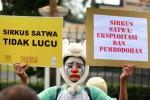 FOTO LIBUR LEBARAN 2014 : Ayo Liburan Tanpa Kejam terhadap Satwa!