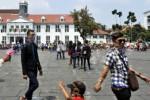 FOTO LIBUR LEBARAN 2014 : Wisata Lebaran di Kota Tua Jakarta