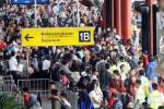 BANDARA SOETTA KEBAKARAN : JK Minta Pembangunan Soetta Dikaji Ulang