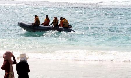 Perahu Karam di Pacitan, 2 Nelayan Sukabumi Hilang