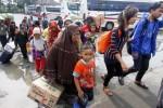 MUDIK LEBARAN 2014 : Jumlah Penumpang Bus di Terminal Solo Melonjak 12.180 Orang