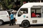 FOTO PILPRES 2014 : 21 Ambulans Siaga saat Pemungutan Suara