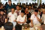 Prabowo, Ical, dan Amien Deklarasi Koalisi Permanen di Jogja