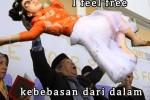 TRENDING SOSMED : Kumpulan Meme Lucu Bobok Centil Syahrini