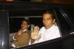 JOKOWI PRESIDEN : Jokowi Pulang Kampung, Polisi di Sepanjang Jalan