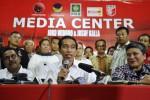 HASIL PILPRES 2014 : Jokowi Blusukan demi Amankan Suara