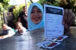 FOTO PEMUNGUTAN SUARA ULANG : KPU Gelar Pemungutan Suara Ulang di TPS 28 Serpong Utara