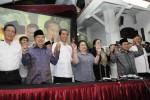 JOKOWI PRESIDEN : Begini Cara Mega Ucapkan Selamat bagi Jokowi-JK
