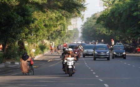 LEBARAN 2015 : 220 Km Jalan di Solo Siap Sambut Pemudik