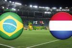 TEBAK SKOR PIALA DUNIA 2014 : Final juara 3 antara Brasil vs Belanda