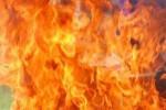 KEBAKARAN SUKOHARJO : Ditempati Gelandangan, Rumah Kosong Terbakar