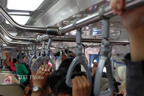 Liburan, Tiket Kereta Api Jarak Jauh 95% Terjual