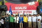 KOALISI PARLEMEN : Koalisi Merah Putih Jateng Dideklarasikan di Solo