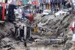 LEDAKAN TAIWAN : Korban Ledakan Pipa Gas Bocor Capai 25 Nyawa, 1 WNI