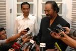 Surya Paloh dan Jokowi (JIBI/Solopos/Antara/Reno Esnir)