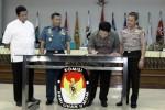FOTO JOKOWI PRESIDEN : Wah, Jokowi-JK Dikawal Layaknya Kepala Negara...
