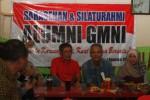 FOTO LIBUR LEBARAN 2014 : Ganjar Pranowo Hadiri Silaturahmi Alumni GMNI