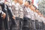 HARI BURUH 2017 : 864 Polisi Kawal May Day di Semarang