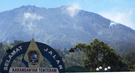 1 Pendaki Dilaporkan Meninggal di Puncak Gunung Lawu