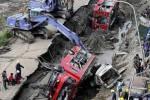 FOTO LEDAKAN TAIWAN : Begini Dahsyatnya Akibat Ledakan di Taiwan...