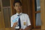 LOMBA FISIKA :  Roket Air Bawa Yusuf ke Jakarta