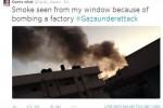 ISRAEL SERANG GAZA : Hadirkan Live Tweet Peperangan di Gaza, Remaja Palestina Mendunia