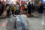 PENGELOLAAN SAMPAH : Sampah di Pasar Juga Jadi Masalah